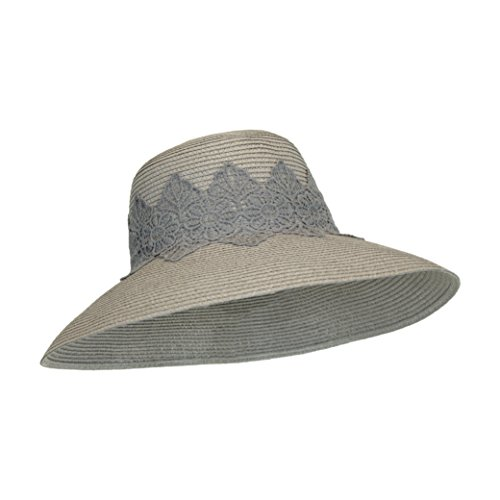 gray-packable-straw-summer-sun-hat-wide-circle-brim-w-crochet-floral-lace