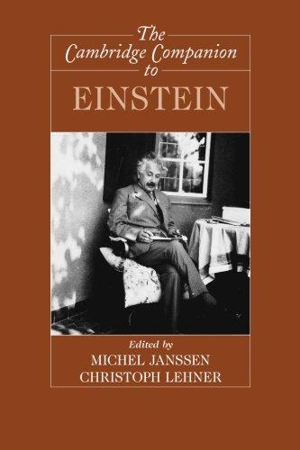 The Cambridge Companion to Einstein (Cambridge Companions to Philosophy)
