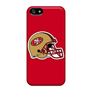 Twe645bJpr Davilacase Awesome Case Cover Compatible With Iphone 5/5s - San Francisco 49ers 2