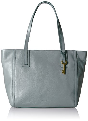 Fossil Emma Tote, Steel Blue by Fossil
