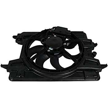 ACDelco 15-80862 GM Original Equipment Engine Cooling Fan Assembly with Shroud