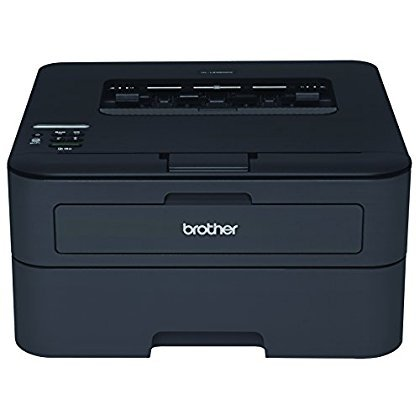 Brother HL-L2360DW Compact Laser Printer with Wireless Networking and Duplex, Amazon Dash Replenishment Enabled