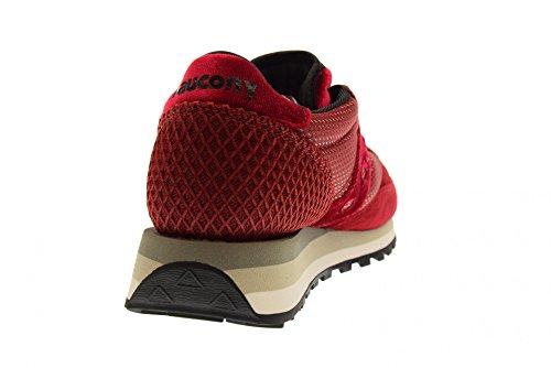 scarpe BLACK DONNA 01 Rouge 60364 RED AI17 SAUCONY Noir SNEAKER Pwdqfvv