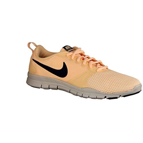 Nike Damen Wmns Flex Essential TR Fitnessschuhe, Schwarz Orange (Teinte Cramoisie/Platine Pur/Obsidienne 800)