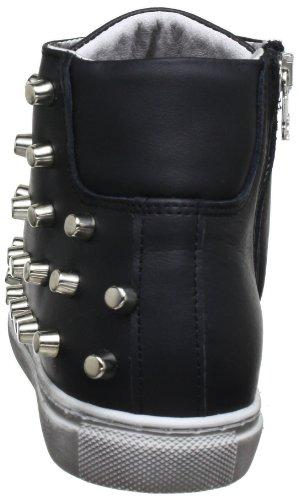 P1 Baskets Black Studs Noir mode femme 220 qqFPwrUCg
