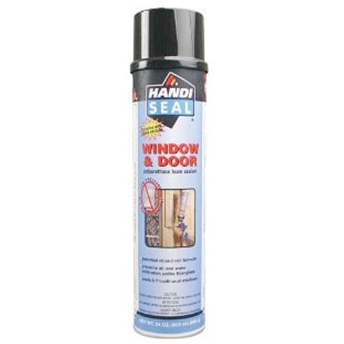 - Fomo P10131 Handi-Seal Window and Door Sealant Gun Foam, 24 oz Capacity