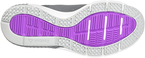 alloy skull Chaussures Gris Violet Fire Grey Fitness De Tr Reebok vicious Femme white Z0FqAWO
