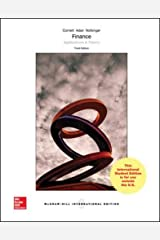 Finance: Applications and Theory (Int'l Ed) Capa comum
