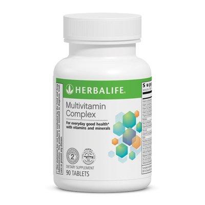 Herbalife Formula 2 complejo multivitaminé (2 cajas)