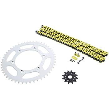 O-Ring Drive Chain /& Sprockets Kit Fits SUZUKI RM125 1997 1998 1999 2005