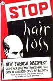 Stop Hair Loss, Paavo O. Airola, 0932090060