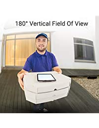 EZVIZ DB1 timbre de vídeo inteligente, Wi-Fi conectado, 180° vertical FOV