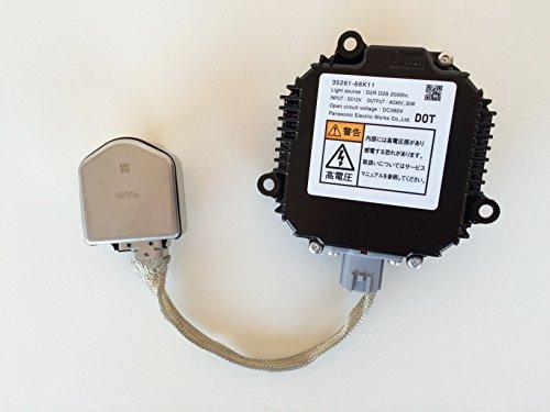 NEW! OEM! Xenon BALLAST HID IGNITER CONTROL UNIT MODULE for 08-13 Nissan Rogue (Light Control Unit)