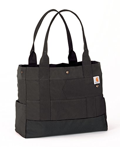 West Large Tote - Carhartt Legacy Women's Tote East/West, Black