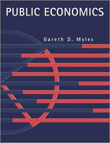 Book Public Economics