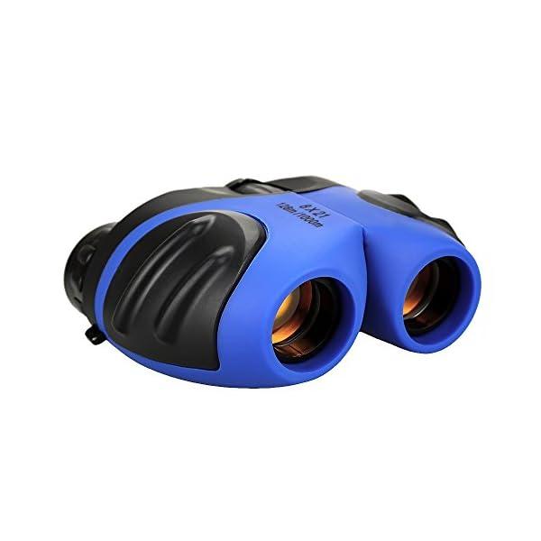 41DG3GYK kL. SS600  - Dreamingbox Compact Shock Proof Binoculars for Kids - Festival Gifts
