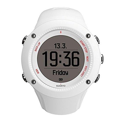 SUUNTO Ambit3 Run White Reloj de Carrera GPS, Unisex, Blanco, Talla Única: Amazon.es: Deportes y aire libre