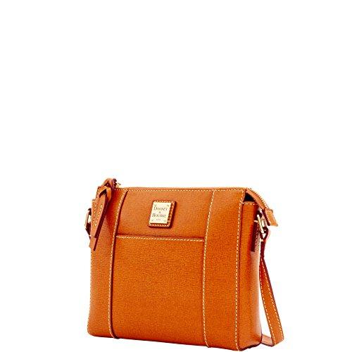 Bag Natural Lexington Saffiano Crossbody Bourke amp; Dooney Shoulder wSBFYzq
