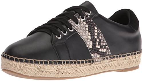Shoe Giselle Women's Walking Carlos Black by Carlos Santana 1qUxSH4