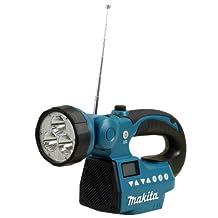 Makita LXRM01 AM/FM Radio Flashlight, 18-Volt
