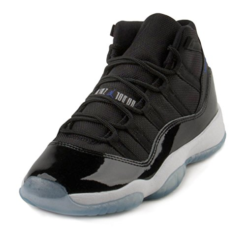 Nike Kids GS Air Jordan Retro 11 Space Jam Basketball Shoe - Concord Kids 11