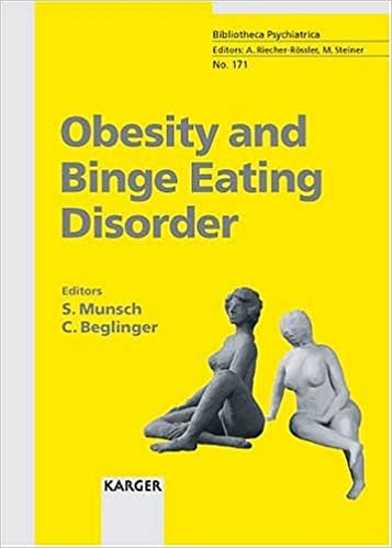 Obesity And Binge Eating Disorder Key Issues In Mental Health No 171 1st Edition