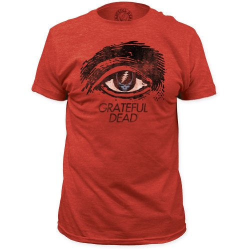 (Grateful Dead - Grateful Eye (slim fit) T-Shirt Size M)