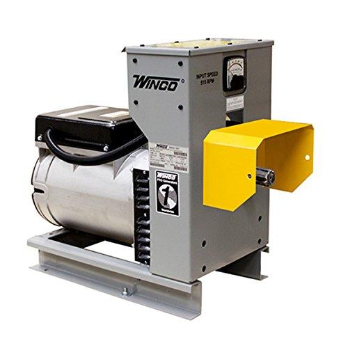 Winco W15PTOS PTO Generator, Single...