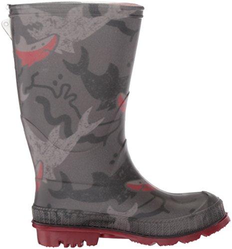 Pictures of Kamik Boy's STOMP2 Rain Boot EK4725F 3