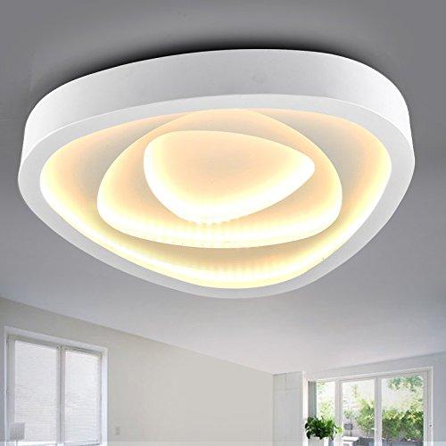 TYDXSD Kreative LED Lampe Eisen Nordic Schlafzimmer Deckenlampe ...
