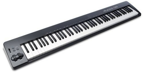 Alesis Q88 | 88-Key USB/MIDI Keyboard Controller with Pitch