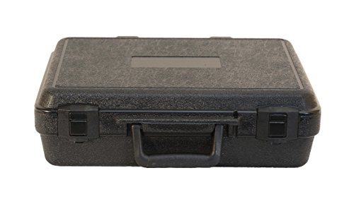 Plastic Carrying Case with Foam 15