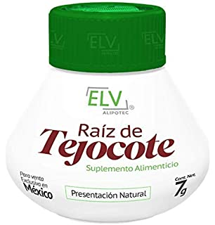 *Brand New Design* Original Elv Alipotec Tejocote Root Treatment - 1 Bottle (3
