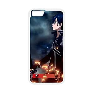 Sword Art Online iPhone 6 Plus 5.5 Inch Cell Phone Case White SA9687071