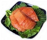 Charleston Seafood Salmon Fillets, 32-Ounce Box