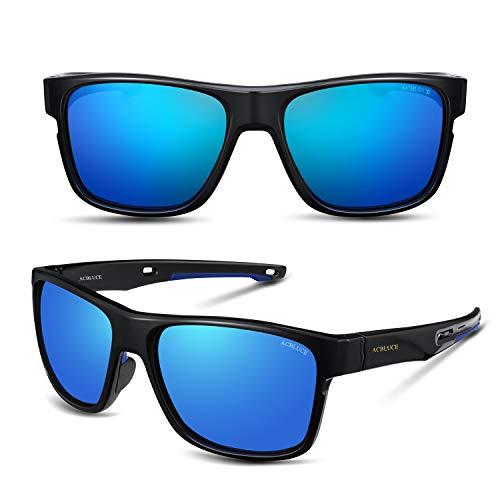 ACBLUCE Polarized Sport Sunglasses for Men Wome...