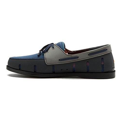 Swims Boat Loafer Herren Bootsschuhe Blau