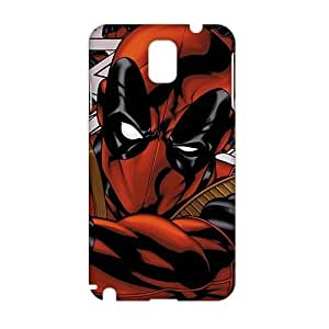 Angl 3D Case Cover Cartoon Deadpool Phone Case for Iphone 5/5S