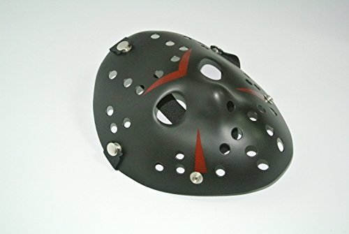 Halloween Masks for Costumes Masquerade Carnival Fashion Cosplay Party Masks (Friday The 13th Horror Hockey (Happy Halloween Friday The 13th)