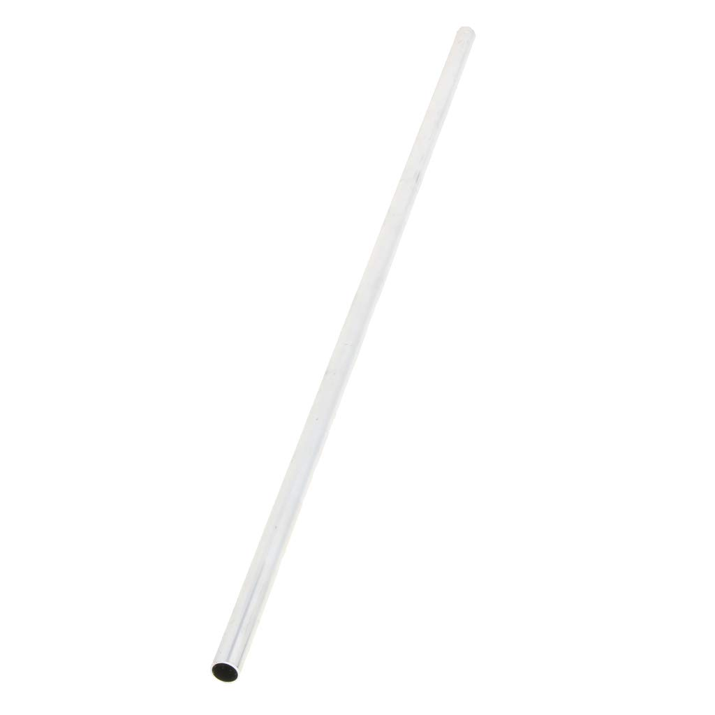 Baosity 50cm X 6063 Aluminium Alloy Round Tubes 10mm