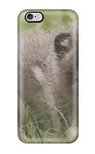 For Iphone 6 Plus Protector Case Arctic Foxes Phone Cover