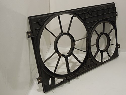 Audi A3 8P Cooling Radiator Twin Electric Fan - Service Oe Cooling