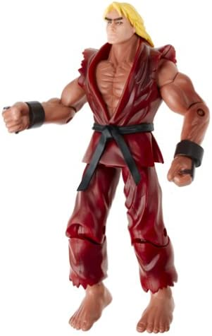 Amazon Com Jazwares Street Fighter Figure Ken 6 Toys Games