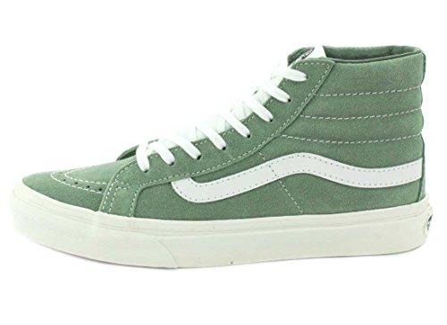 Verde color SLIM Mujer Para UA SK8 marca Verde para VANS VANS HI deportivo Deportivo Verde Calzado mujer modelo Calzado ASwHgIqx