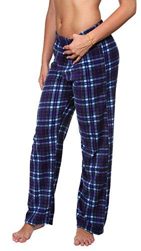 plaid pajama pants - 4