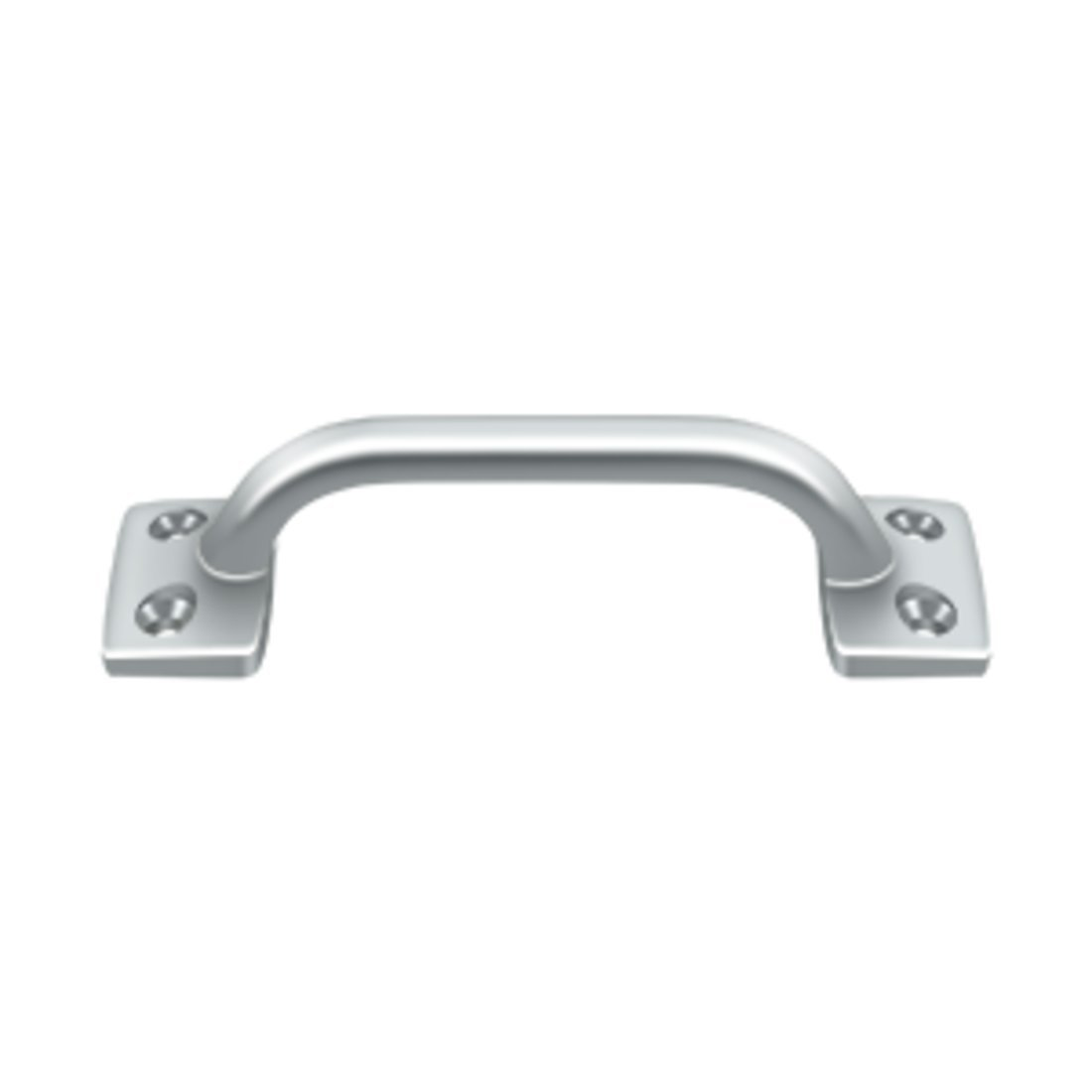"""3 1/2"""" Center Arch Pull Finish: Polished Chrome"""