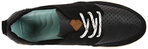 Reef - Zapatillas de Piel para mujer - negro