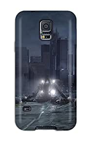 Premium Tpu City Cover Skin For Galaxy S5 7804157K45773004