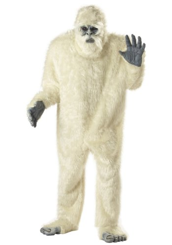 California Costume Collection Abominable Snowman Costume Multicoloured Large]()
