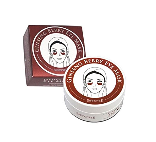SHANGPREE Ginseng Berry Eye Mask (1.4g 60ea)